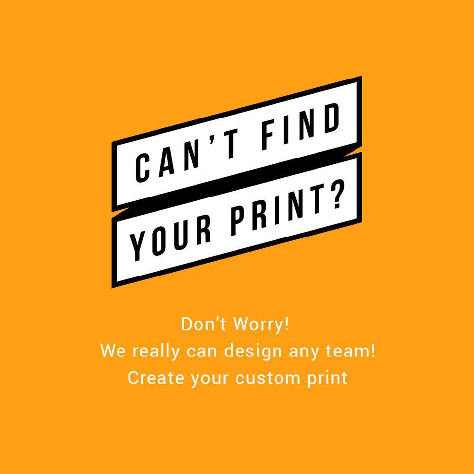 CREATE Your Custom Team Print