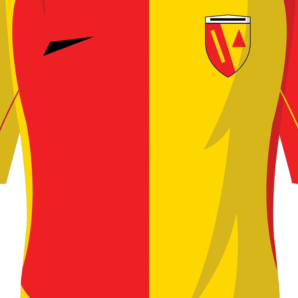Lens Classic Kits Football Team Print - Good Team On Paper
