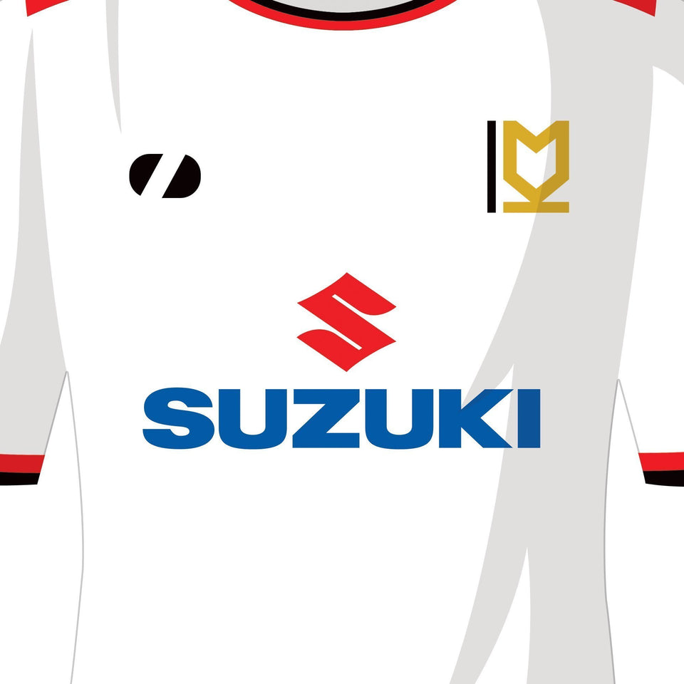 MK Dons 2014 Capital One Cup 2nd Round Football Team Print - Good Team On Paper