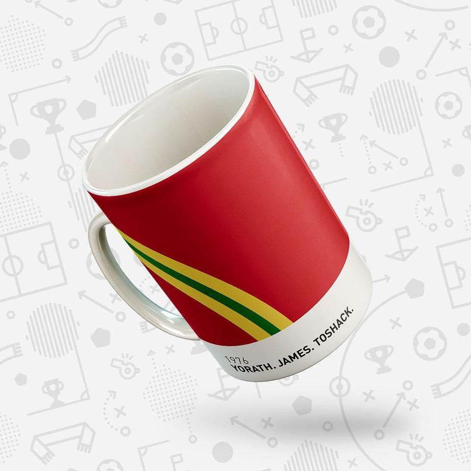 Wales 1976 'Better Days' Football Mug