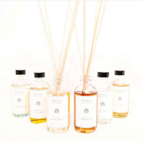 Andie & Co - 202 - Reed Diffusers