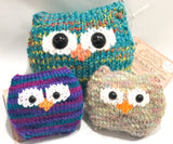 Puddle Ducks - Owl stuffies