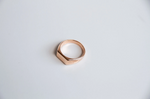 Danielle Emily - 904 - Signet Ring (Various Colours and Sizes)