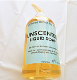 B24 - Natures Basics by Ava - Liquid Soap