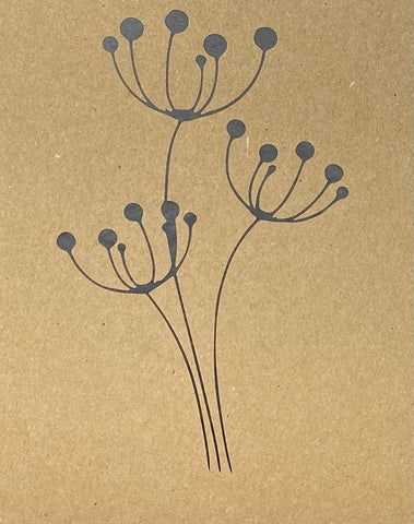 268- Wall Diva-Wall Decals (Dandelion) - Burlington