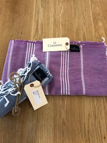 Cottonist - Zelkova Towels