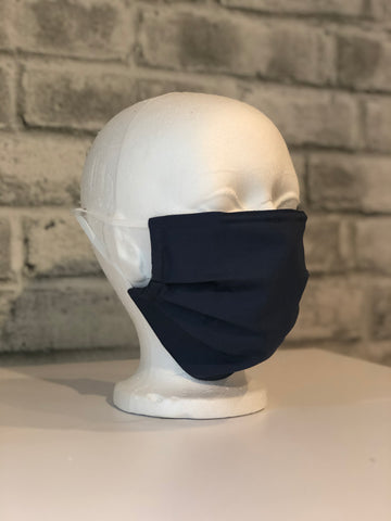 $12 SMALL Victorian Quilting Co - Face Mask Adult Small - Elastic