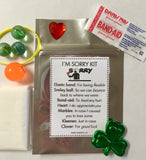 Simply Said Kits - Mini Survival & Care Kits - Encouragement, Co-worker, Hope, Kindness, Online Dating, Hangover ect