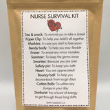 Simply Said Kits - Assorted Survival Kit - Anti-stress, Friendship, Divorce, Retirement, New Job ect.