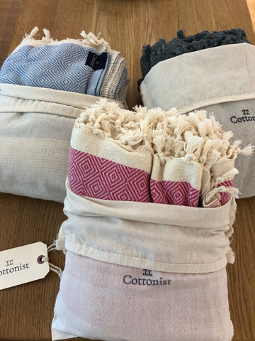 B285 / 285 - Cottonist - Natural Blankets