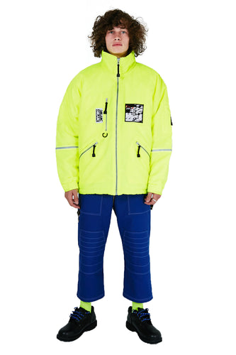 WORKWEAR GREEN JACKET
