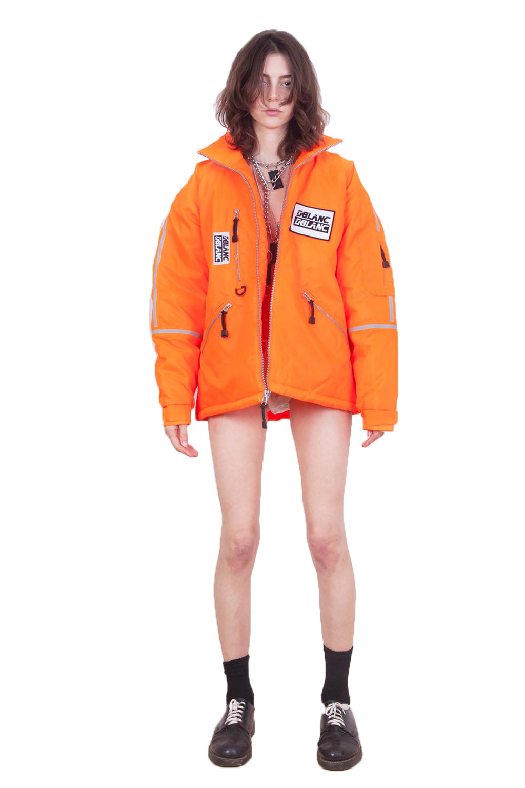 WORKWEAR ORANGE JACKET