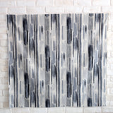 Kokka Abstract Stripes  - Cotton Linen Sheeting - Grey - 50cm