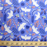 Cotton + Steel Marbella Cotton Free as a Bird Cotton - Enchanted - Half Yard