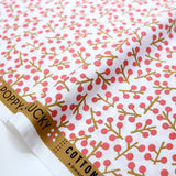Cotton + Steel Find me in Ibiza Poppy Go Lucky Cotton - Cactus - Half Yard