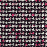 Art Gallery Fabric Decadence Hounstooth XIV Amour Knit - Cotton Knit - Half Yard
