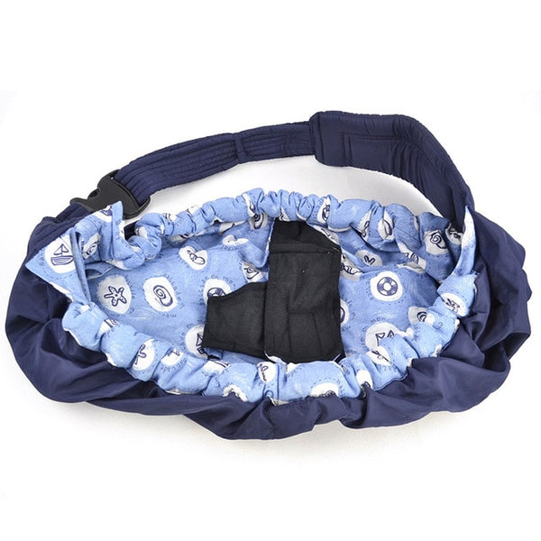 Swaddling Sling Carrier for Newborn Baby: Great for Nursing Infants