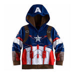 Avengers (Childrens) Hoodies: Big size little pony Sweater Kids Boys Girls Jacket Children's Avengers Coats,Boy's Iron man Hoodies,Children Clothing Spiderman