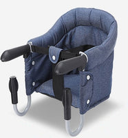 Baby Dining Chair: Portable, Fold-able Travel Chair. (It has it's own built it carry/travel bag. See photos.)