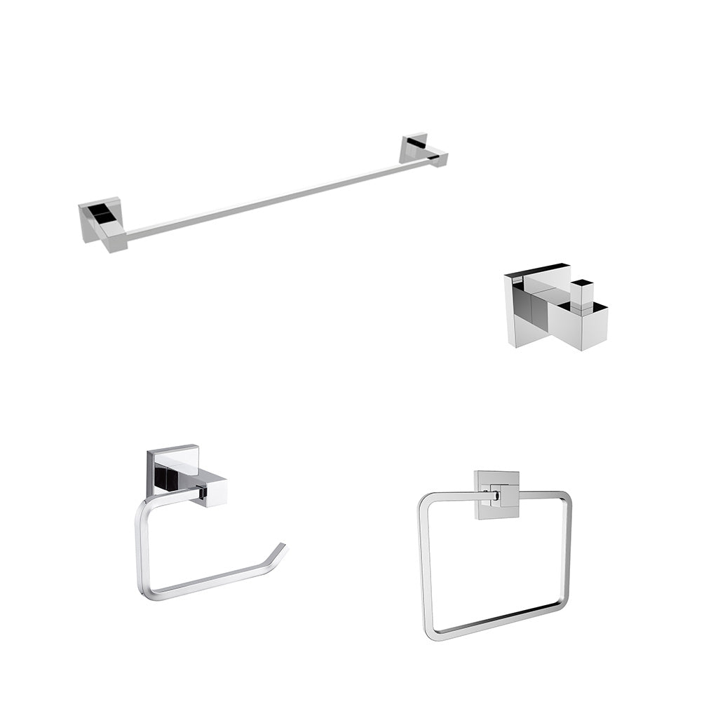 PEGASUS Series - C26/L1 (Polished Chrome/Flat Black) – Secura Locks