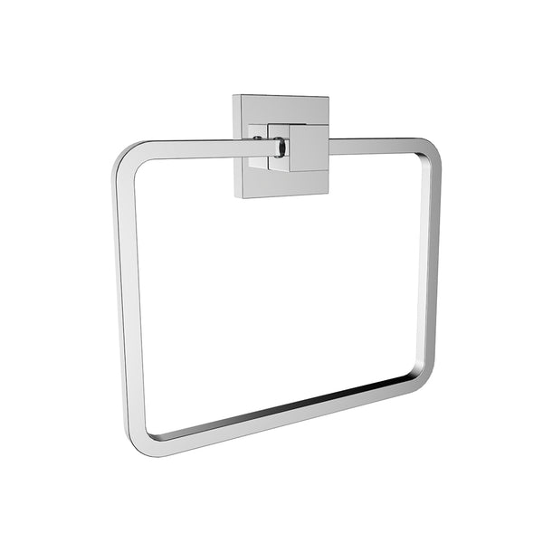 PEGASUS Towel Ring- C26 (Polished Chrome)