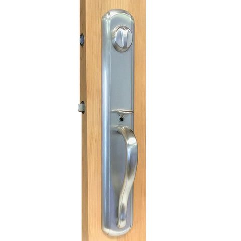 NEON-9281 - C15/10B/C26 (Satin Nickel/Oil Rubbed Bronze/Polish Chrome) - Entrance