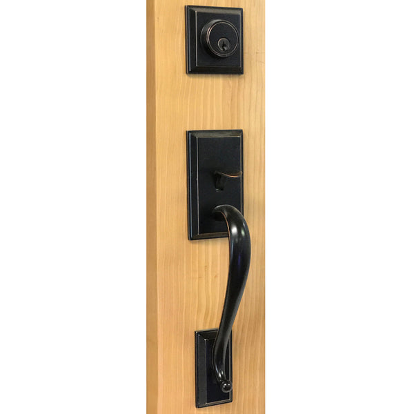 VICTORIA-1009 - C15/10B/C26 (Satin Nickel/Oil Rubbed Bronze/Polished Chrome)