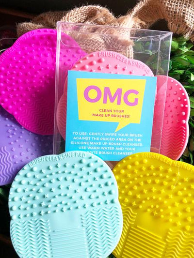 OMG Silicone Makeup Brush Cleaner