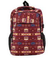 Aztec Backpack {two colors}