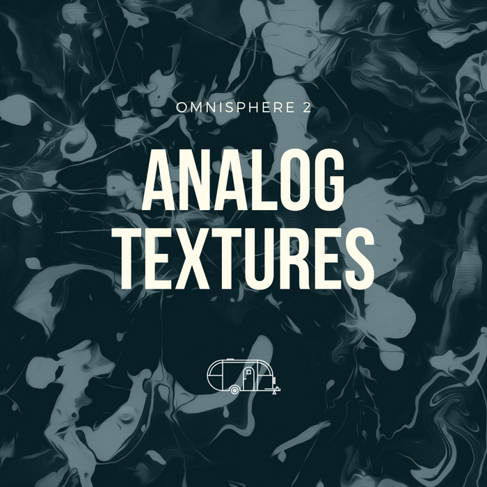 Analog Textures (for Omnisphere 2.5)