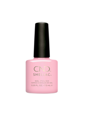CND Shellac Chick Shock Candied