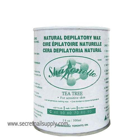 Sharonelle Tea Tree Natural Depilatory Soft Wax