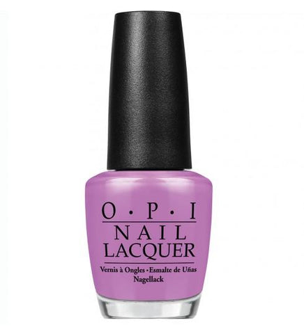 B87 A GRAPE FIT! OPI Nail Polish