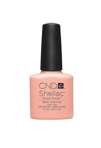 CND Shellac Bare Chemise-Nail Supply UK