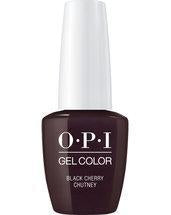 OPI Gel Color. BlackCherryChutney_GC_I43