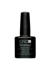 CND Shellac Black Pool-Nail Supply UK
