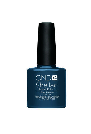 CND Shellac Blue Rapture-Nail Supply UK