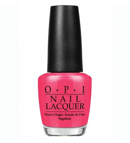 B35 CHARGED UP CHERRY OPI Nail Polish