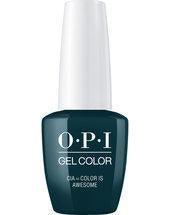 OPI Gel Color. CIAColorisAwesome_GC_W53.