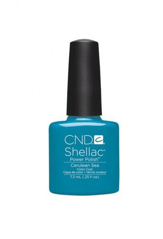 CND Shellac Cerulean Sea