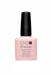 CND Shellac Clearly Pink-Nail Supply UK