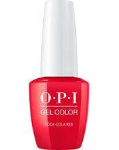 OPI Gel Color. CocaColaRed_GC_C13.