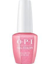 OPI Gel Color. CozuMeltedInTheSun_GC_M27.