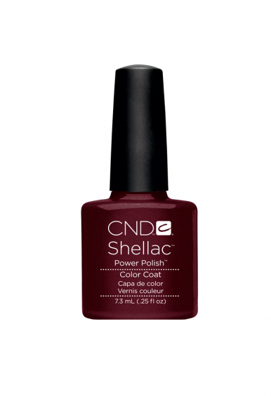 CND Shellac Dark Lava-Nail Supply UK