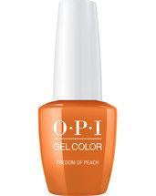 OPI Gel Color. FreedomofPeach_GC_W59_1.