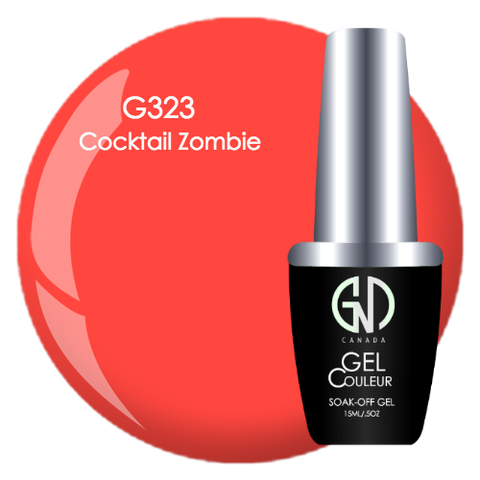 COCKTAIL ZOMBIE GND G323 ONE STEP GEL