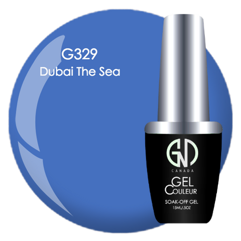 DUBAI THE SEA GND G329 ONE STEP GEL