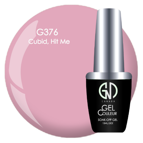 CUBIT HIT ME GND G376 ONE STEP GEL