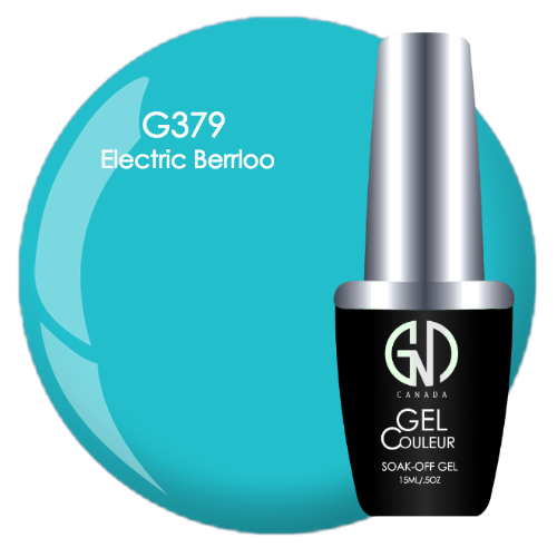 electric berrloo gnd g379 one step gel