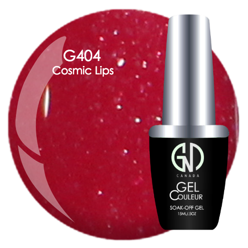 cosmic lips gnd g404 one step gel